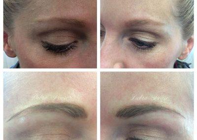 Hairstroke Eyebrows